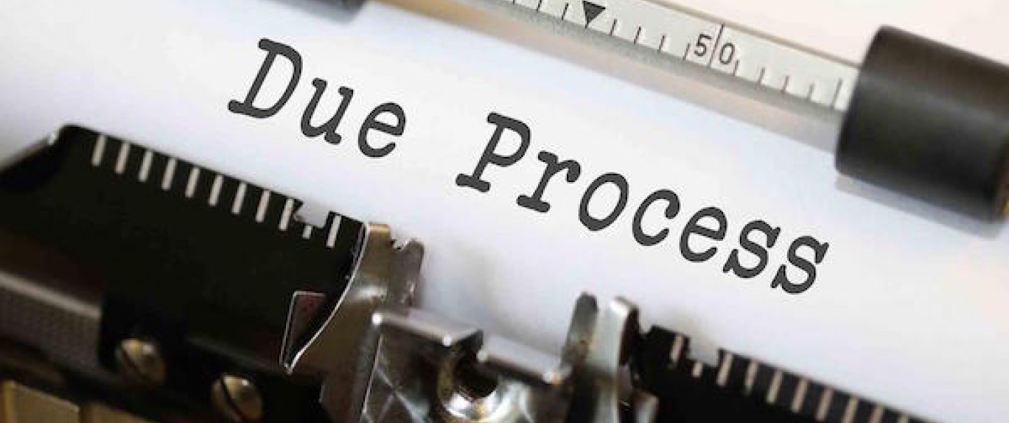 due process as a central notion in the american criminal justice system Why is due process such a central notion in american criminal justice what would our justice system be like without due process  what would our justice system be .
